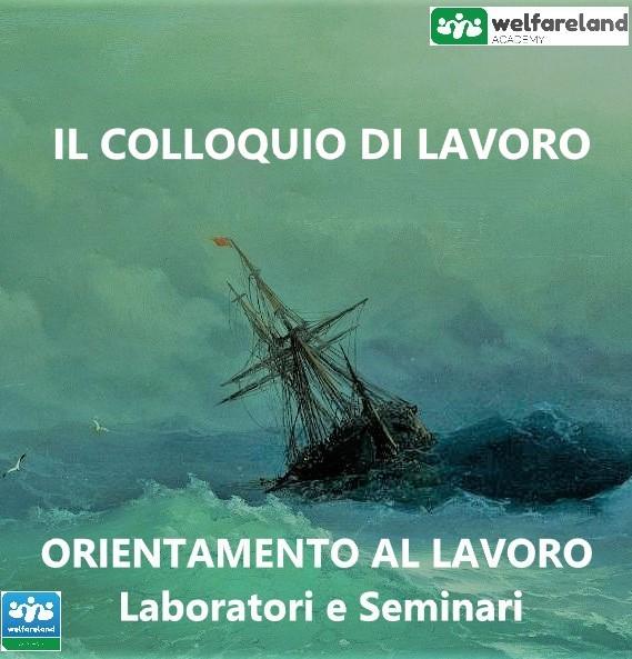 LOGO IL COLLOQUIO DI LAVORO - COD.07